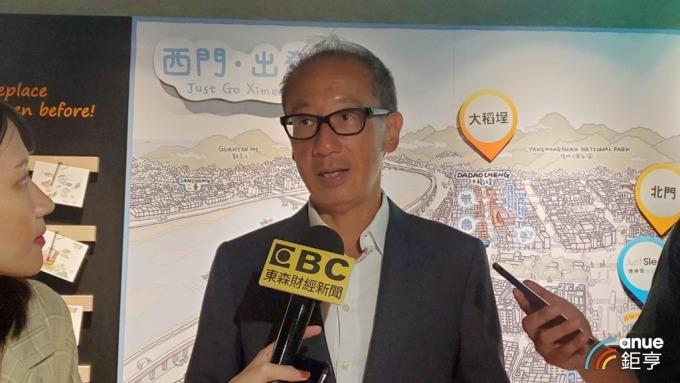 連鎖飯店集團晶華董事長潘思亮。(鉅亨網資料照)