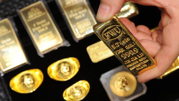 已經買好買滿了?俄羅斯黃金採購量較前1年大減44%(圖:AFP)