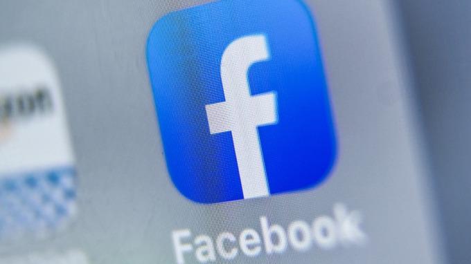 因反競爭行為之嫌 FB在美又吃官司 (圖片:AFP)