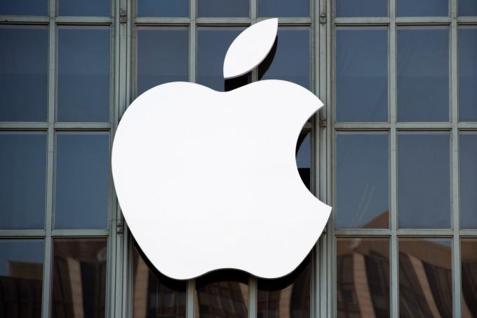 蘋果穩坐市值王寶座。(圖片:AFP)