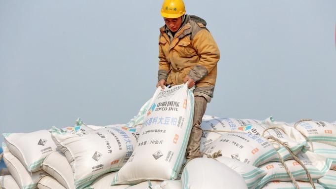 分析師:美國農產品採購沒表面看來那麼簡單(圖片:AFP)