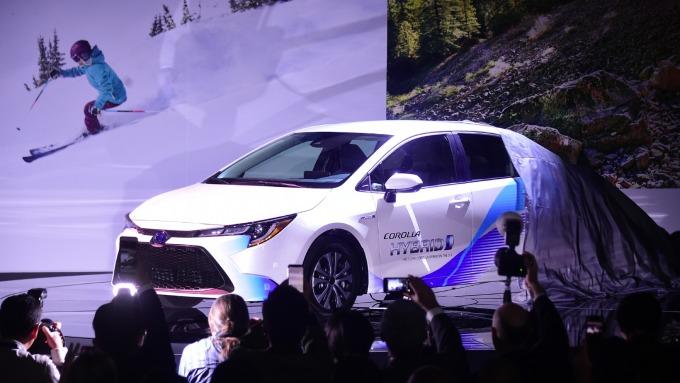 提高SUV產能 Toyota美廠持續注資、遷移產線(圖片:AFP)