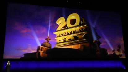 迪士尼剛買下就取消「福斯」兩字 只剩「20世紀影業」(圖:AFP)