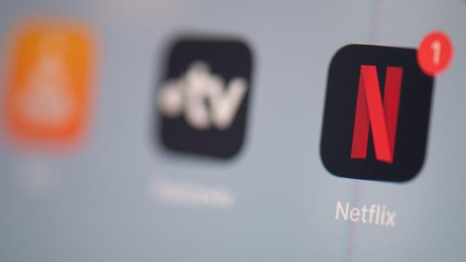 Netflix財報將展現首波競爭衝擊 並對第二波作出預測(圖:AFP)