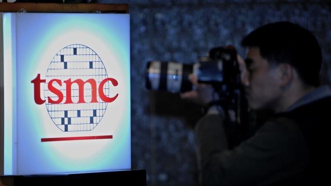 台積電HPC展望佳 兩家台廠今年營運吃香。(圖:AFP)