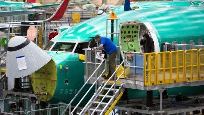 華爾街預期737 Max損失驚人 美銀:不含空難賠償就上看200億美元 (圖:AFP)