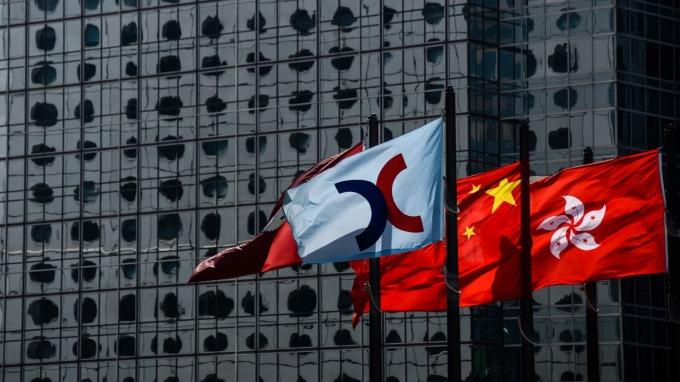 春節前港股有望挑戰29500點。(圖:AFP)