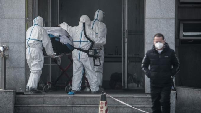 武漢新型冠狀病毒肺炎疫情擴大 北京及深圳出現確診案例(圖:AFP)