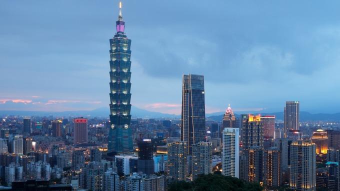 世貿三館底價266.37億元創新高 拚地上權新地王。(圖:AFP)