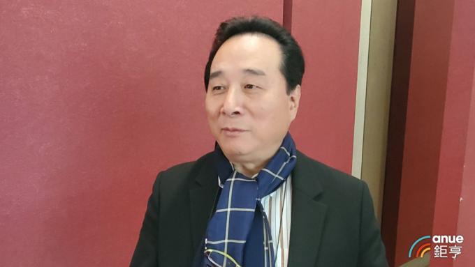ATT吸引力集團董事長戴春發。(鉅亨網記者王莞甯攝)