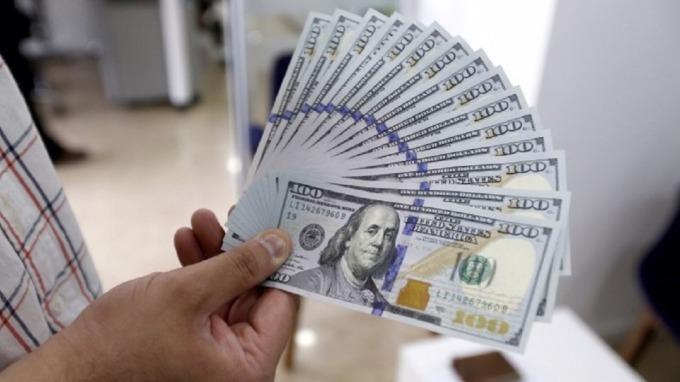 觀察美元指數(USDX),判斷美元強弱勢表現。(圖:AFP)
