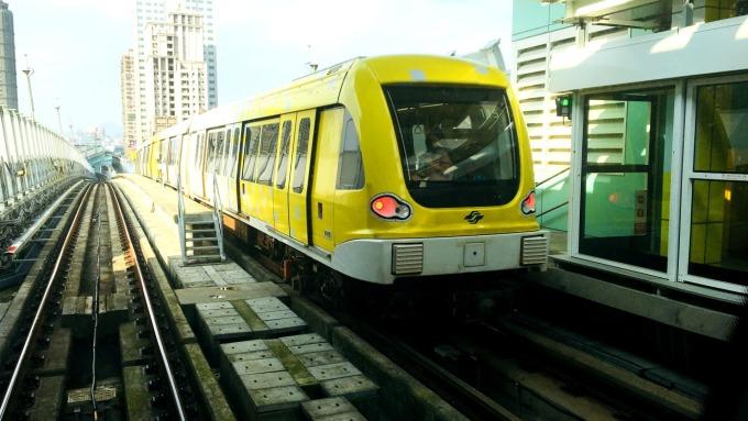 環狀捷運線沿線以中和、幸福兩站最具發展潛力。(圖/中信提供)