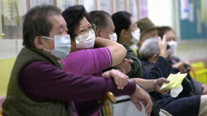 中國疫情連環爆 台廠供應鏈營運增溫。(圖:AFP)