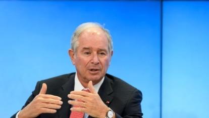 黑石集團CEO:全球資產價格過高 投資機會變少  (圖:AFP)