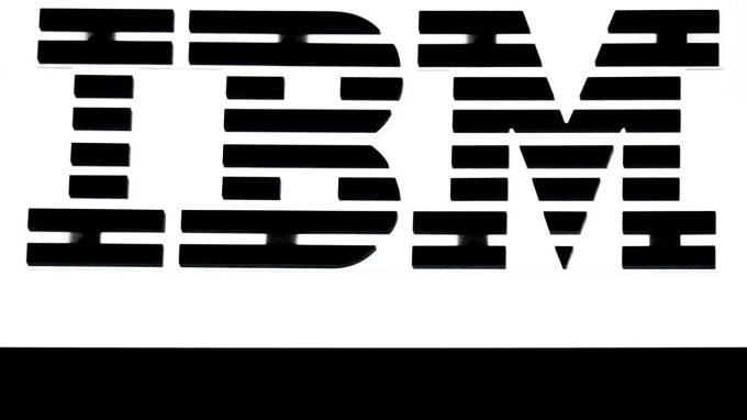〈財報〉IBM雲端前景大好 Q4財測優於預期 盤後大漲4.2%(圖片:AFP)
