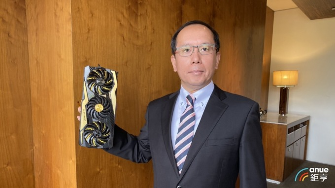 動力-KY董事長許文昉。(鉅亨網資料照)