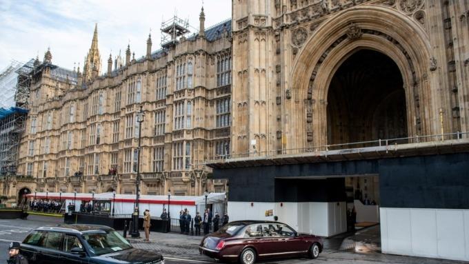 英國上議院要搬家?(圖:AFP)