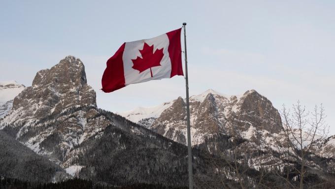 加拿大央行利率連十凍 對經濟放緩仍表擔憂 (圖:AFP)