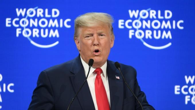 川普信任習近平妥善應對危機 美國防疫一切在掌握中。(圖片:AFP)