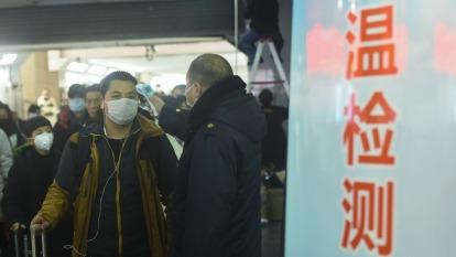 〈武漢肺炎疫情升溫〉跟進武漢!湖北黃岡、鄂州市宣布封城 (圖:AFP)