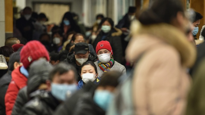 前FDA局長:武漢冠狀病毒可能更具傳染性 但沒有SARS那麼嚴重(圖:AFP)