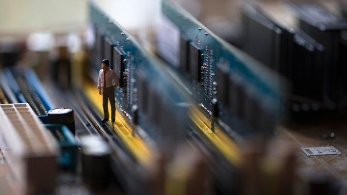 武漢封城重創中國晶片製造商 反有利美光及西部數據(圖:AFP)