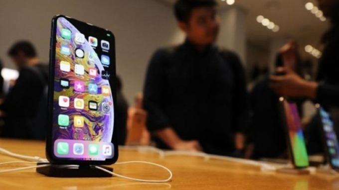 日經:蘋果要求供應鏈擴產iPhone   (圖片:AFP)