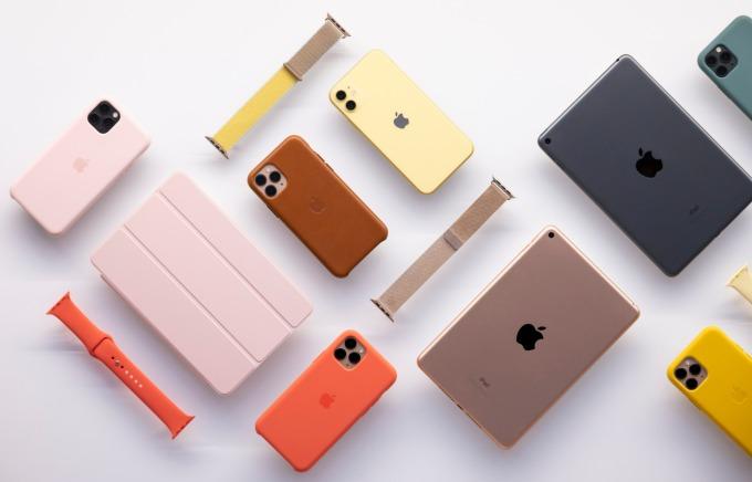 蘋果宣布 2020財年第一季iPhone 銷售恢復增長。(圖片:AFP)