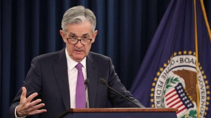 Fed維持利率不變!承諾維持隔夜回購至少到今年4月底 (圖片:AFP)