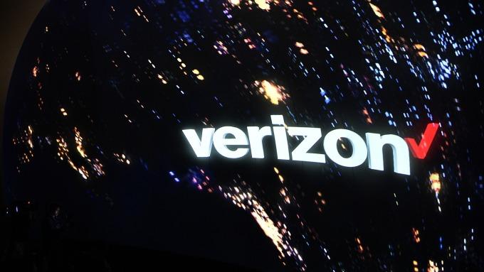 Verizon 2019 Q4 EPS 略遜於預期 但新增用戶數大增(圖:AFP)