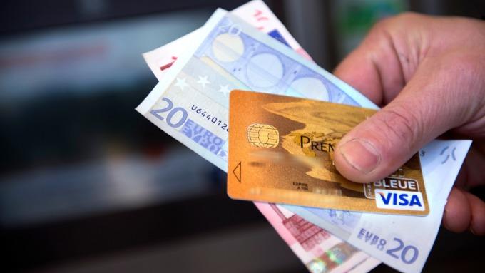 Visa Q1營收不如市場預期 盤後股價大跌3%(圖片:AFP)