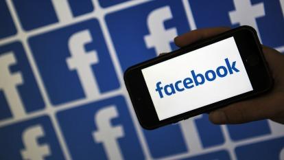 臉書大跌6% 華爾街紛喊:可趁此時逢低入場 (圖片:AFP)