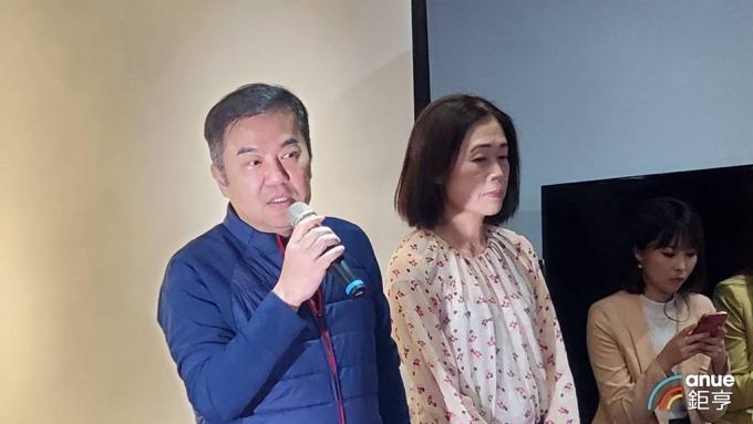 遠航董事長張綱維(左)。(鉅亨網資料照)