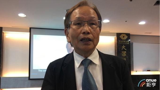 程泰集團董事長楊德華。(鉅亨網資料照)