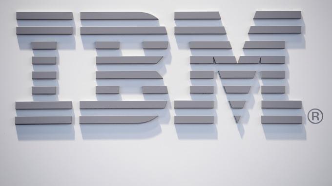 樂見高層換血 IBM漲逾5% Rometty掌舵8年 IBM成科技漲潮遺珠(圖片:AFP)
