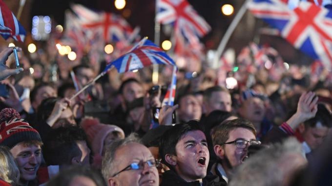 英國脫歐過渡期於週五(31日)晚間11點正式開跑(圖片:AFP)