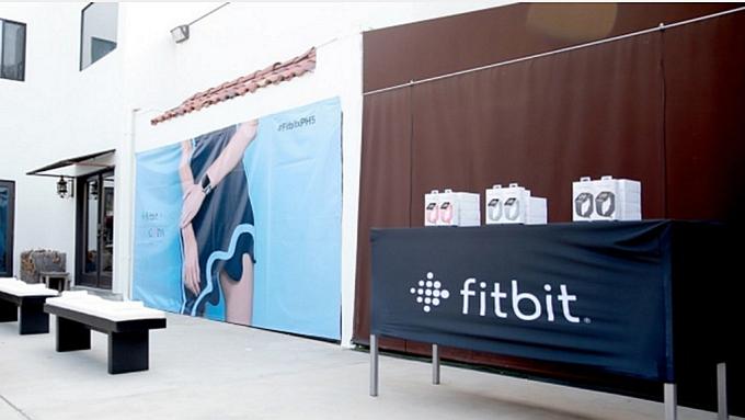矽瑪是Fitbit等穿戴裝置的主要連接器供應商。(示意圖:AFP)