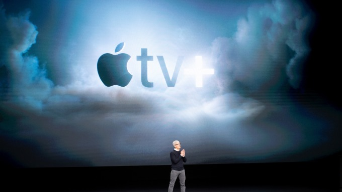 蘋果Apple TV+訂閱數低於預期? 分析師:內容有限吸金力低(圖片:AFP)