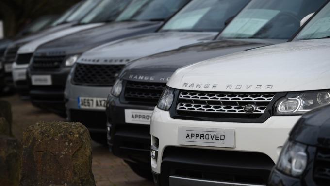 英國汽、柴油車銷售禁令 將推前至2035年上路 (圖片:AFP)