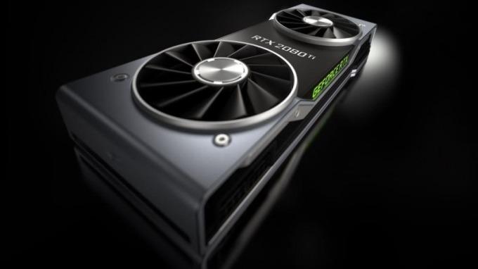 NVIDIA 顯示卡台灣供應開始出現緊俏。(圖片來源:NVIDIA)