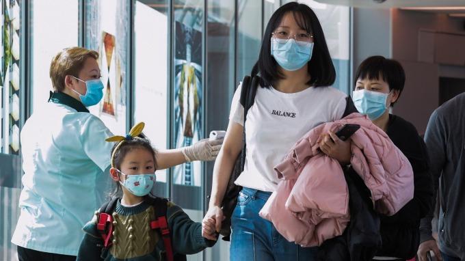 死亡病例突破2.4萬?中媒或意外洩露武漢肺炎真正的數據 (圖片:AFP)