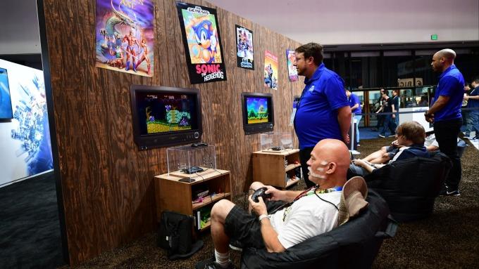 防疫期看漲電玩股?停工若逾一個月 產業反受重大負面衝擊!(圖:AFP)