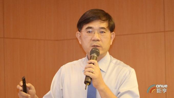 射頻天線供應商芮特 KY總經理吳東義。(鉅亨網記者張欽發攝)