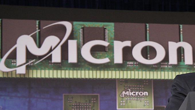 美光量產全球首款低功耗LPDDR5 DRAM晶片 小米10將首先搭載(圖片:AFP)