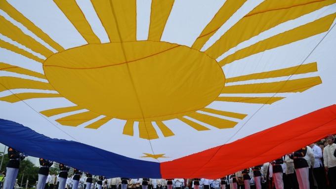 防武漢肺炎削弱經濟成長 菲律賓央行降息一碼 (圖:AFP)