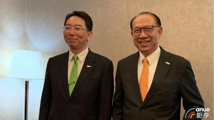 左起上銀科技董事長卓文恒、上銀集團總裁卓永財。(鉅亨網資料照)