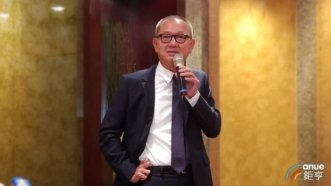 奇力新董事長陳泰銘。(鉅亨網資料照)