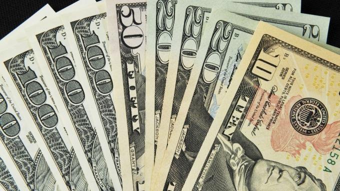美國經濟數據強勁 推升美元指數升至近4個月高點(圖:AFP)