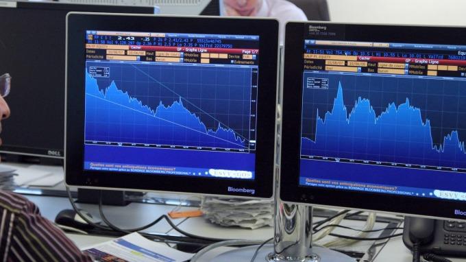 法興大空頭:美債殖利率將迎負利率(圖:AFP)