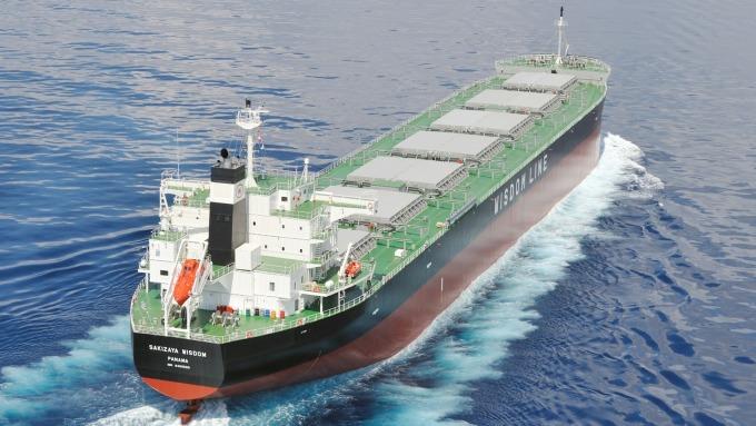 法人估散裝航商第一季虧損壓力重。(圖:慧洋海運提供)